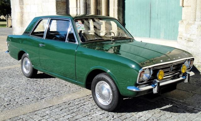 Ford Cortina 1600 GT-1