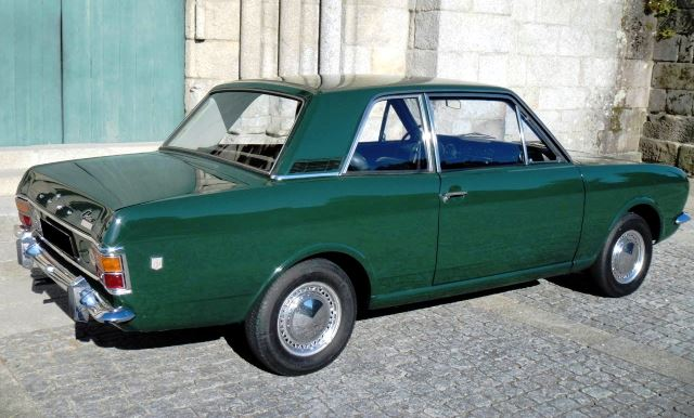 Ford Cortina 1600 GT-2