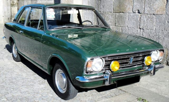 Ford Cortina 1600 GT
