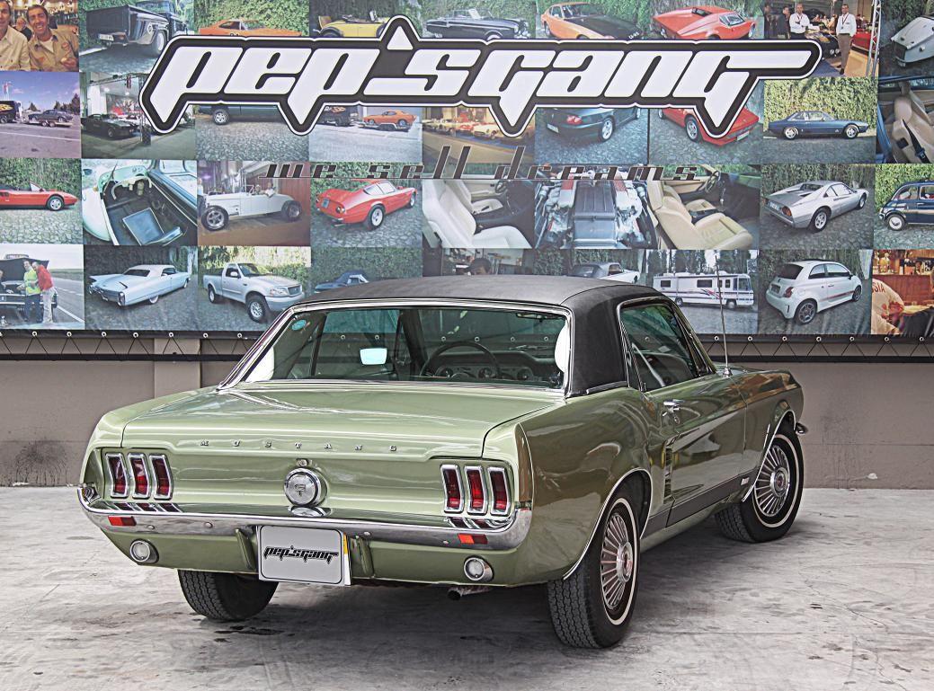 Ford Mustang V8-4