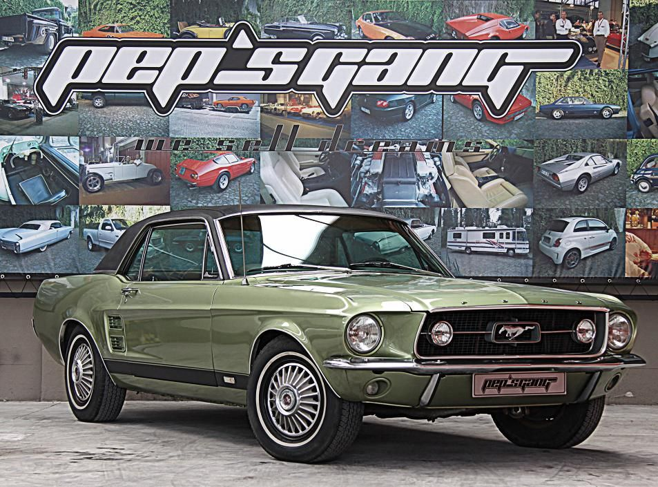 Ford Mustang V8-5