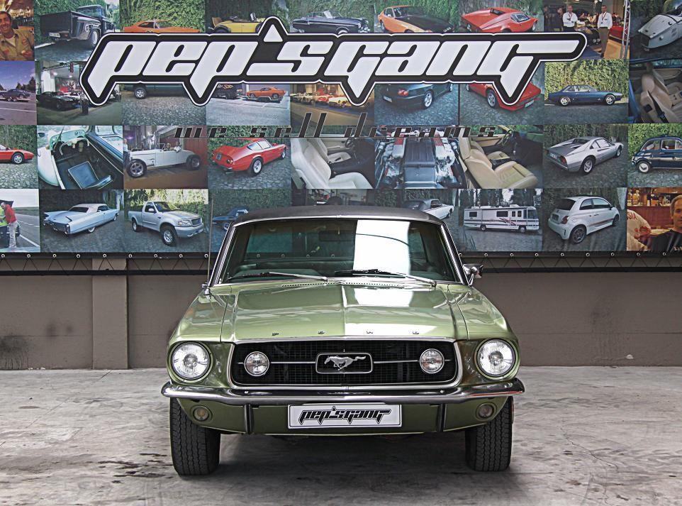 Ford Mustang V8-6