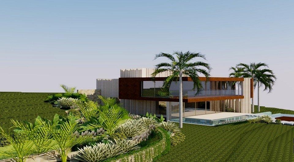 Grande terreno na  linha da frente para venda em Algarve, Portugal_8