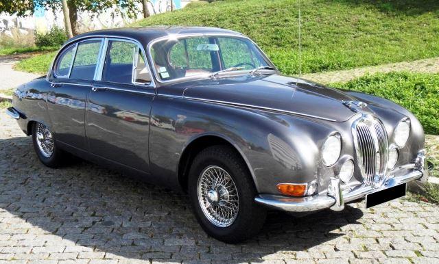 Jaguar 3.8 S Type