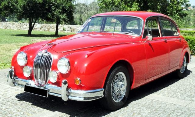 Jaguar MK2 3.8-1