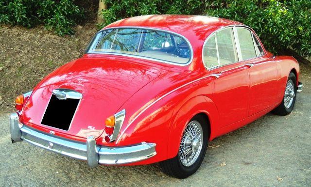 Jaguar MK2 3.8-3