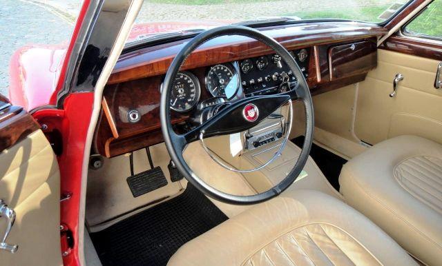 Jaguar MK2 3.8-4