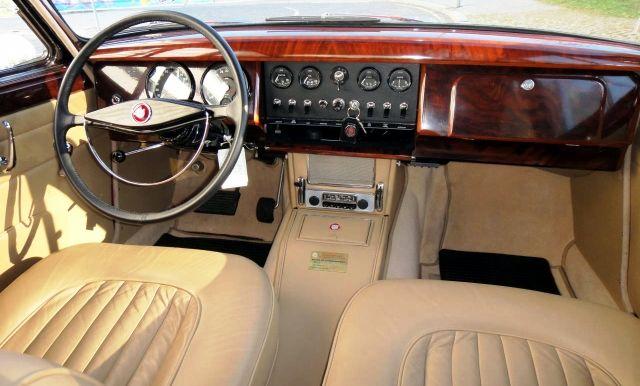 Jaguar MK2 3.8-5