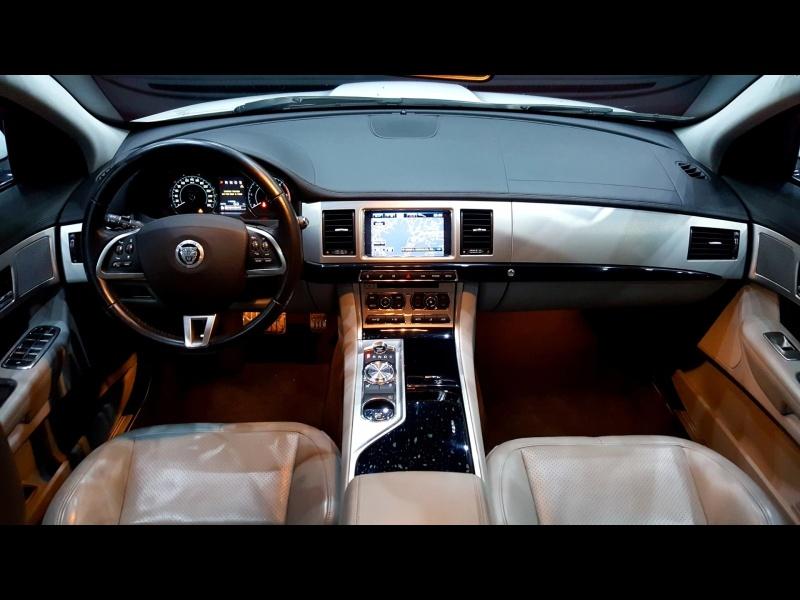 Jaguar XF 2.2D Premium Luxury-2