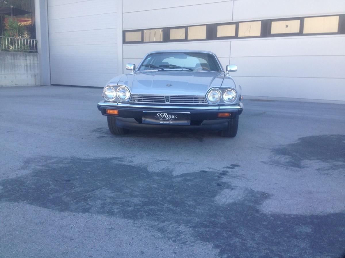 Jaguar XJS V12 HE-1