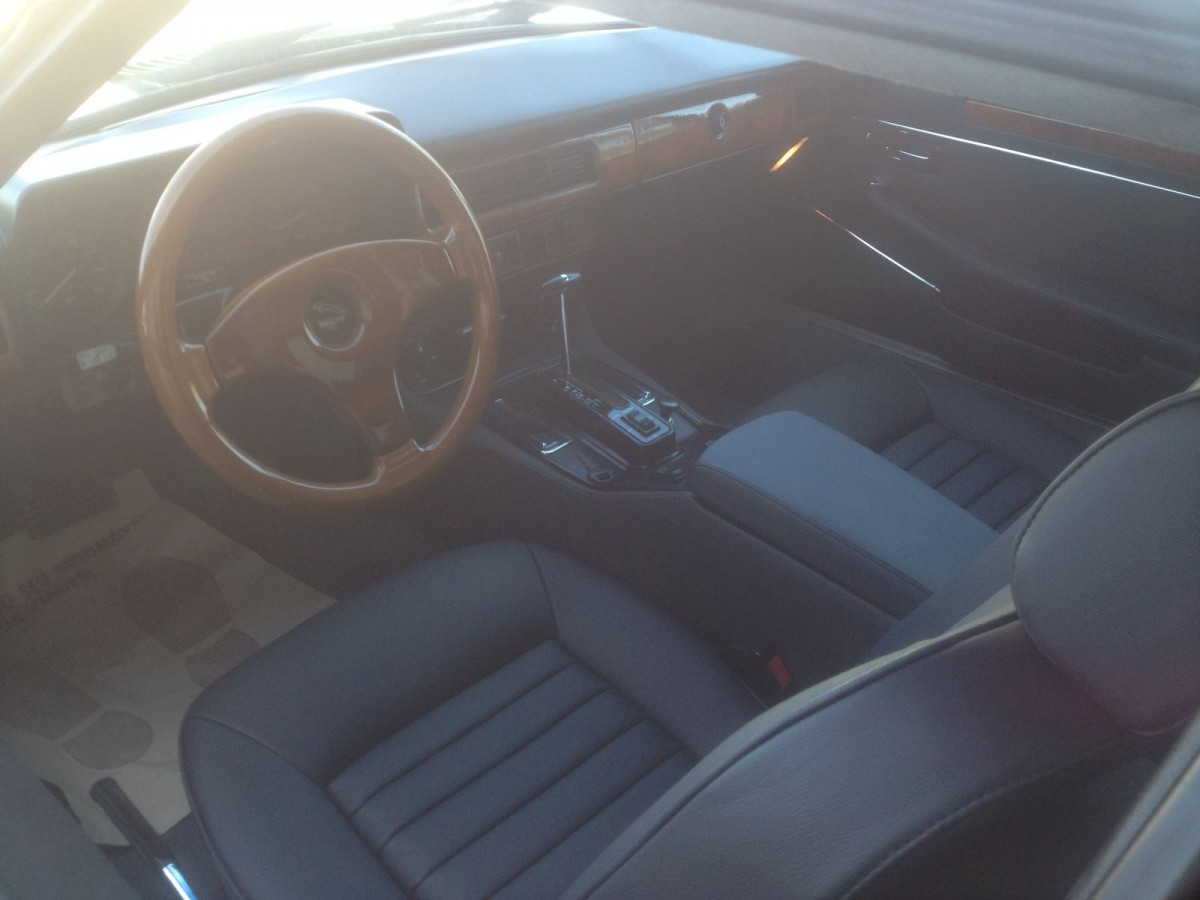 Jaguar XJS V12 HE-3