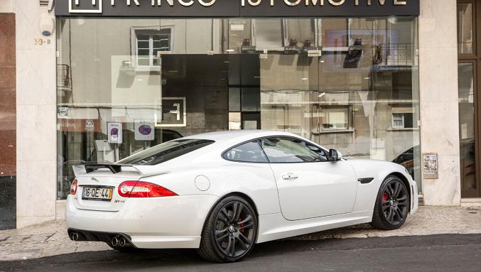 Jaguar XKR S COUPE-1