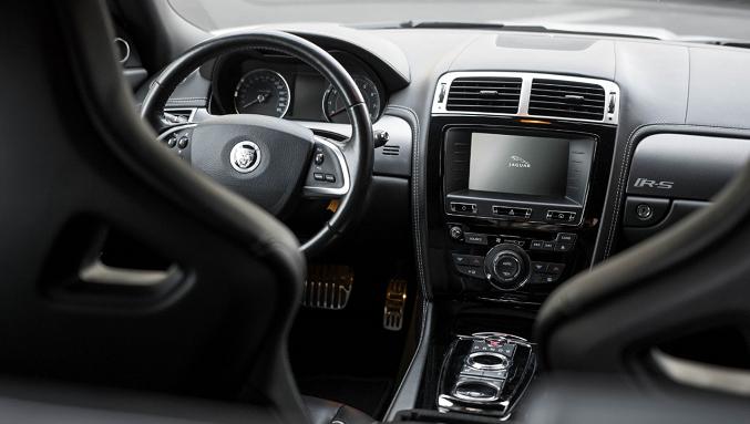 Jaguar XKR S COUPE-5