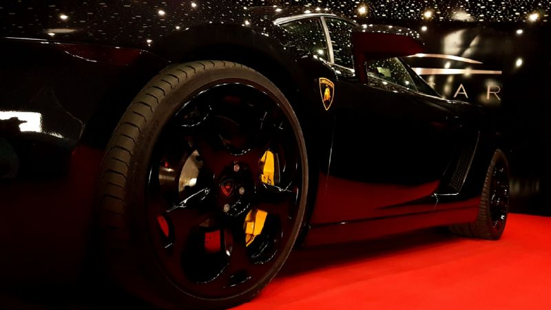 Lamborghini Gallardo 5.0 V10-6