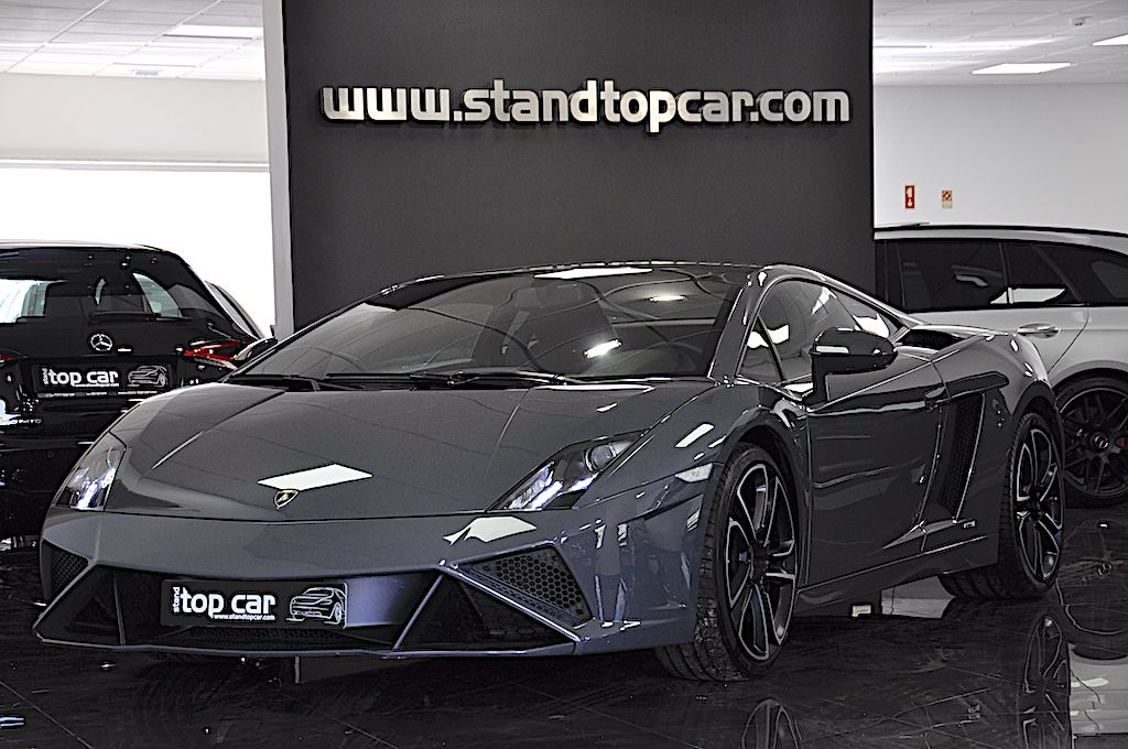Lamborghini Gallardo LP 560-4 e-gear_1