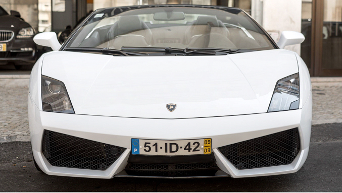 Lamborghini Gallardo LP 560-4 SPYDER-1