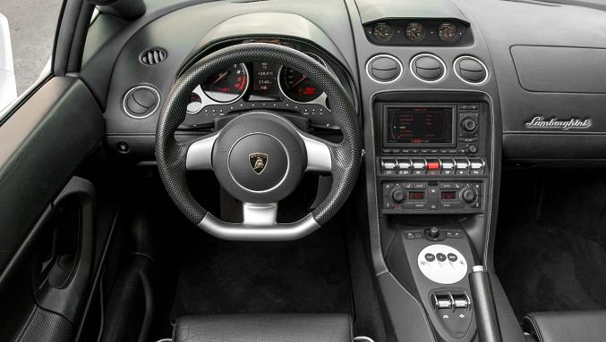 Lamborghini Gallardo LP 560-4 SPYDER-5
