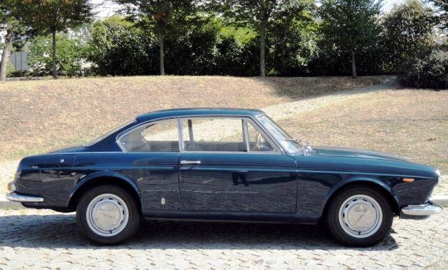 Lancia Flávia 1.8 Coupé Pininfarina-1