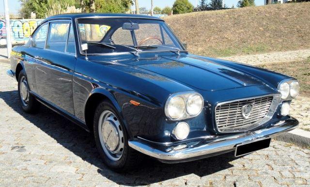 Lancia Flávia 1.8 Coupé Pininfarina-2
