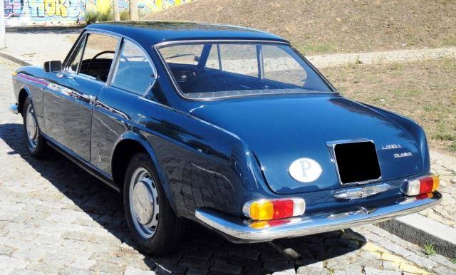 Lancia Flávia 1.8 Coupé Pininfarina-3