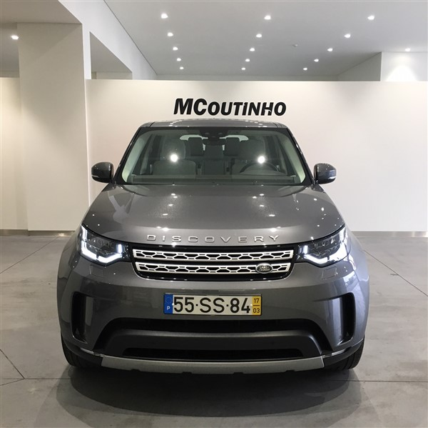 Land Rover Discovery-4