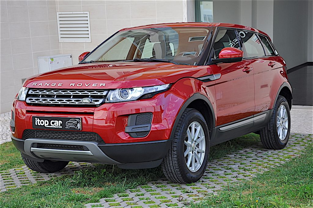 Land Rover Evoque ED4 Pure