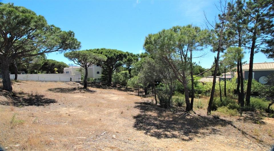 Lote de terreno  para construção de Moradia perto da Quinta do Lago_4