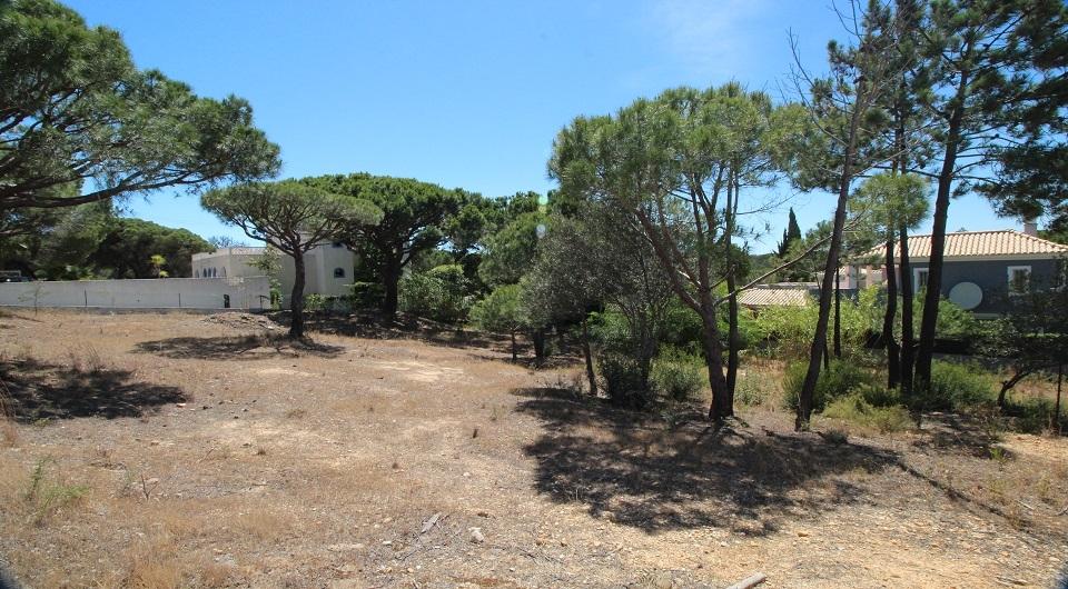 Lote de terreno  para construção de Moradia perto da Quinta do Lago_5