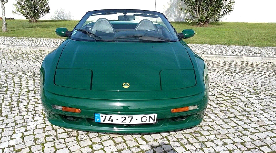 Lotus Elan S2-2