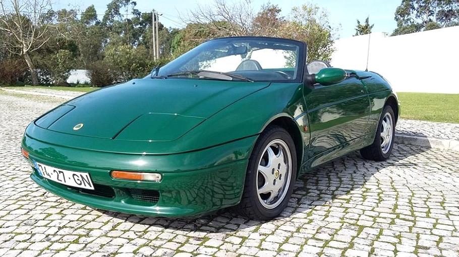 Lotus Elan S2-3