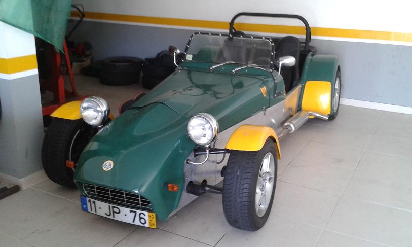 Lotus Super Seven TIGER