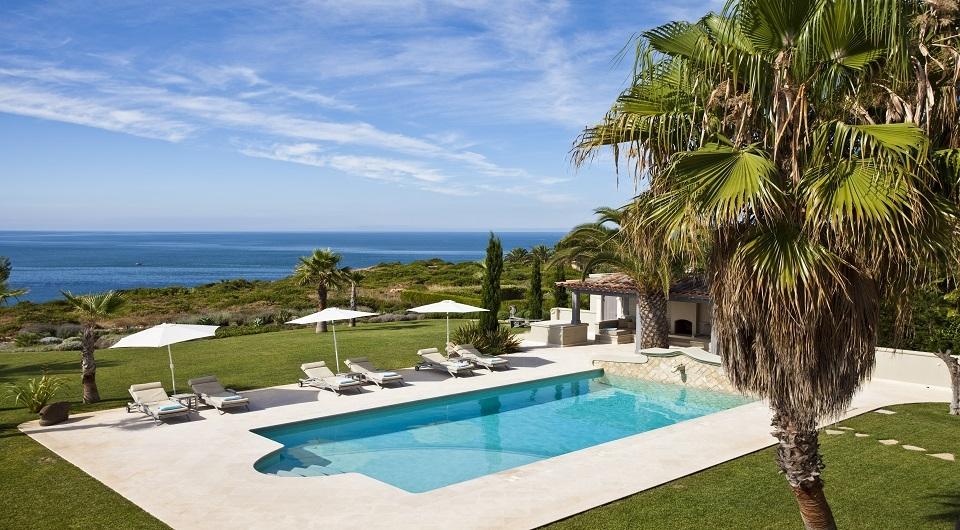 Mansão de 5 quartos à beira-mar para venda no Carvoeiro,  Algarve _1