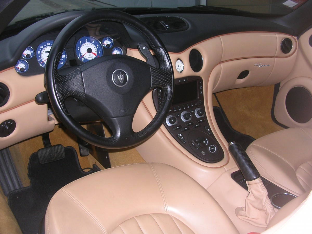 Maserati Coupé GT 4.2 V8 Cambiocorsa -4