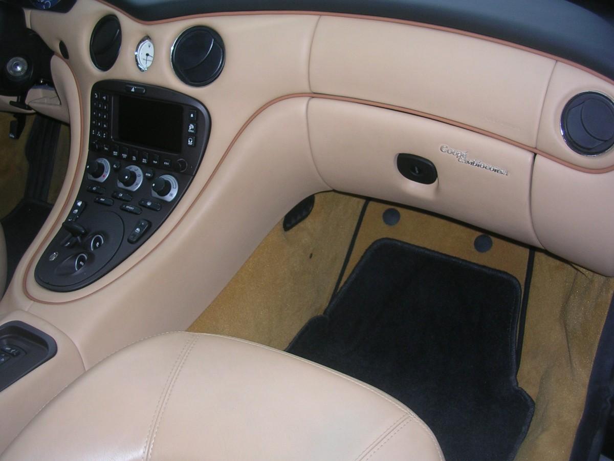 Maserati Coupé GT 4.2 V8 Cambiocorsa -5