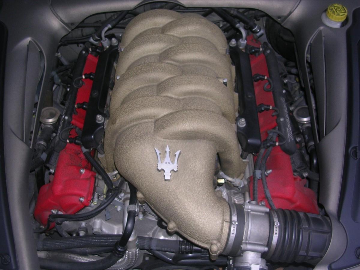 Maserati Coupé GT 4.2 V8 Cambiocorsa -7