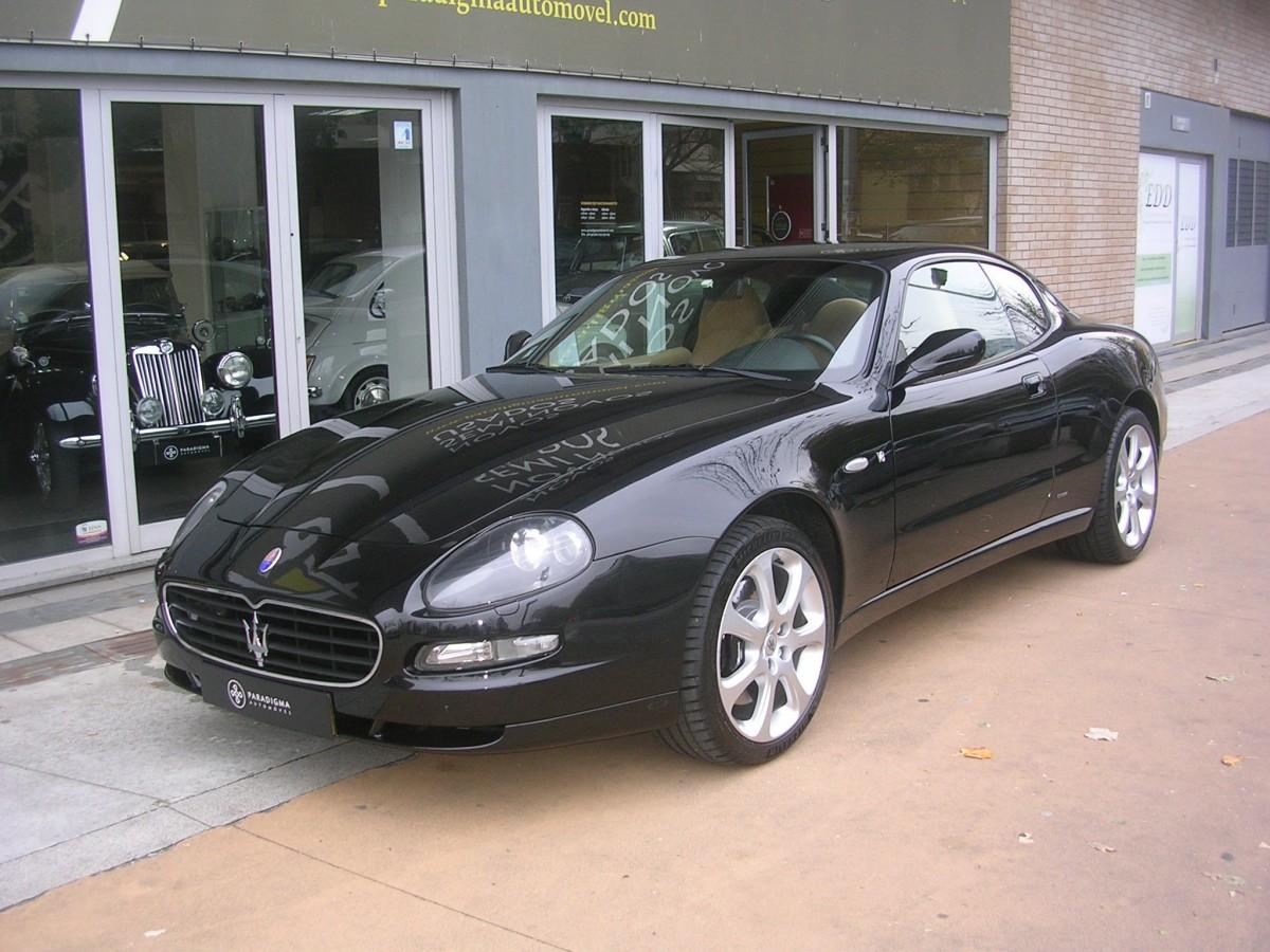 Maserati Coupé GT 4.2 V8 Cambiocorsa
