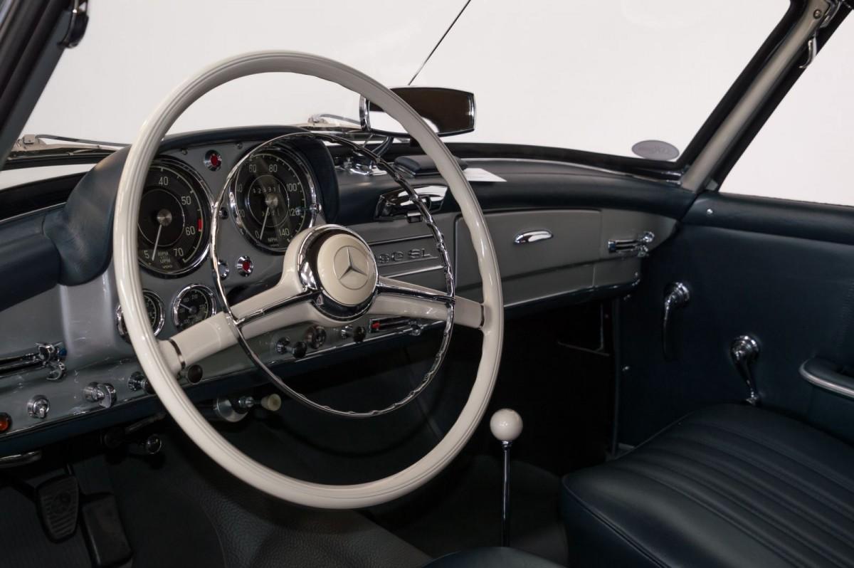 Mercedes Benz 190 SL-5