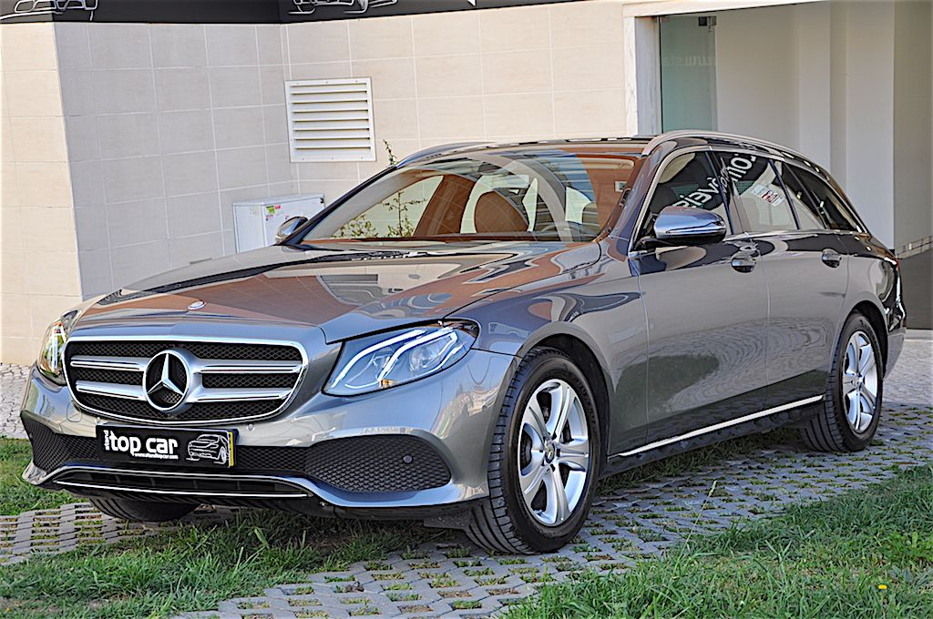 Mercedes Benz E 220 d Station Avantgarde