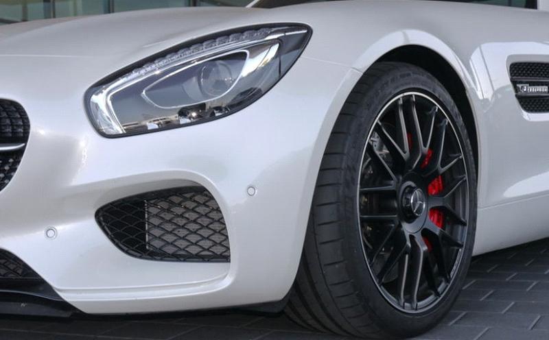 Mercedes-Benz AMG GT S-2