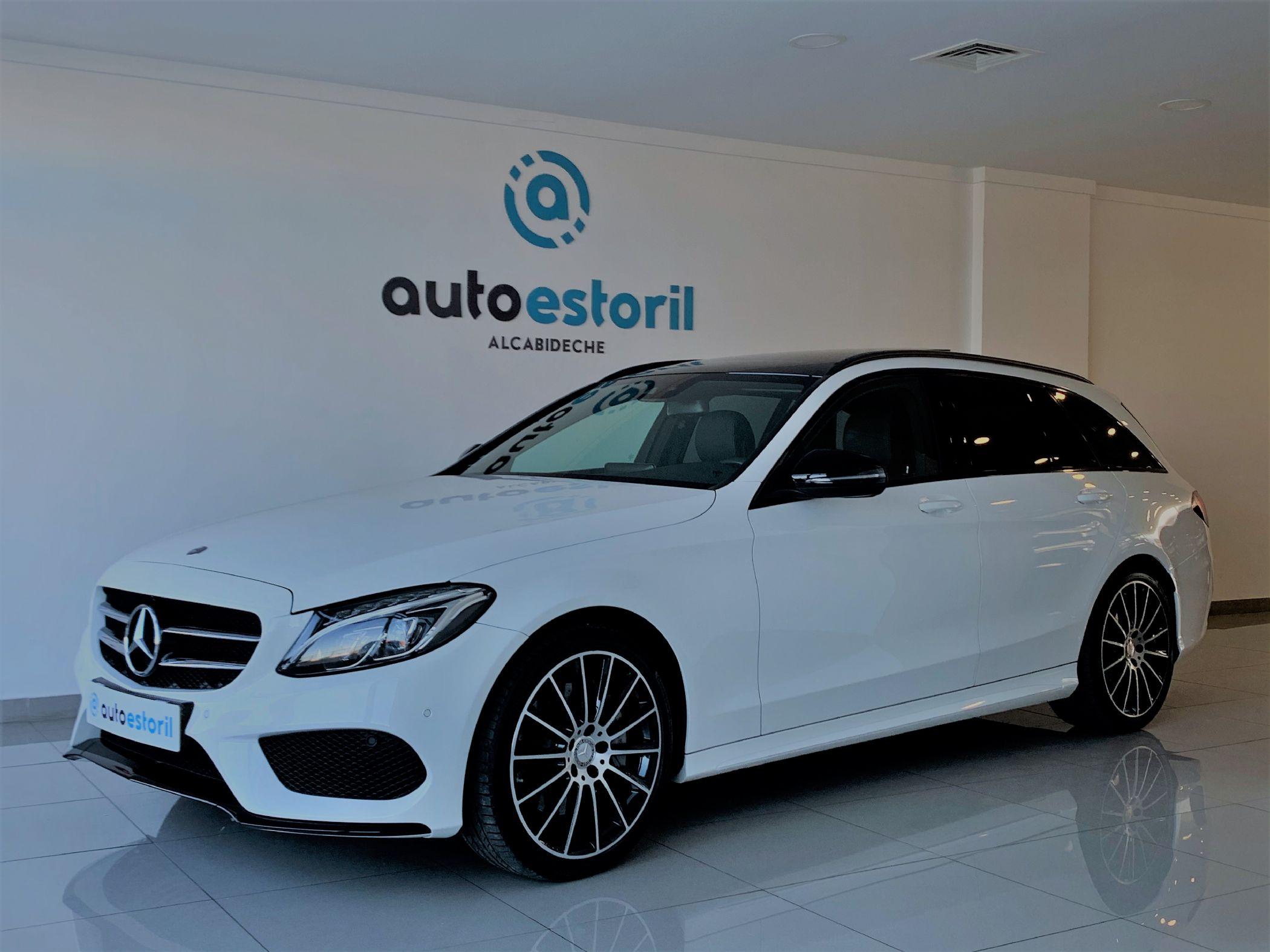 Mercedes Benz C 300 h AMG Station 7G-Tronic_1