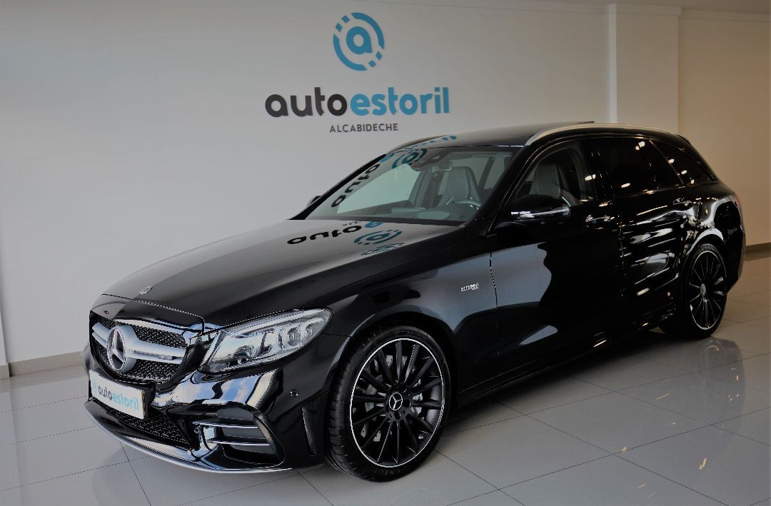 Mercedes Benz C 43 AMG 4-Matic Station 9G-Tronic _1