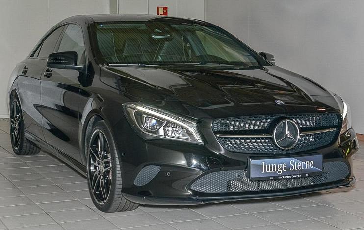 Mercedes-Benz CLA 180 d Coupé Urban Aut.