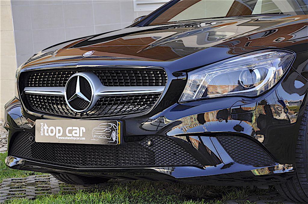 Mercedes Benz CLA 220 CDi Auto-2