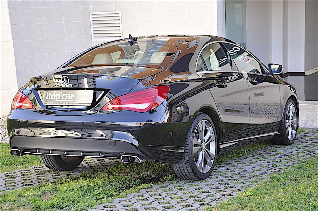Mercedes Benz CLA 220 CDi Auto-3
