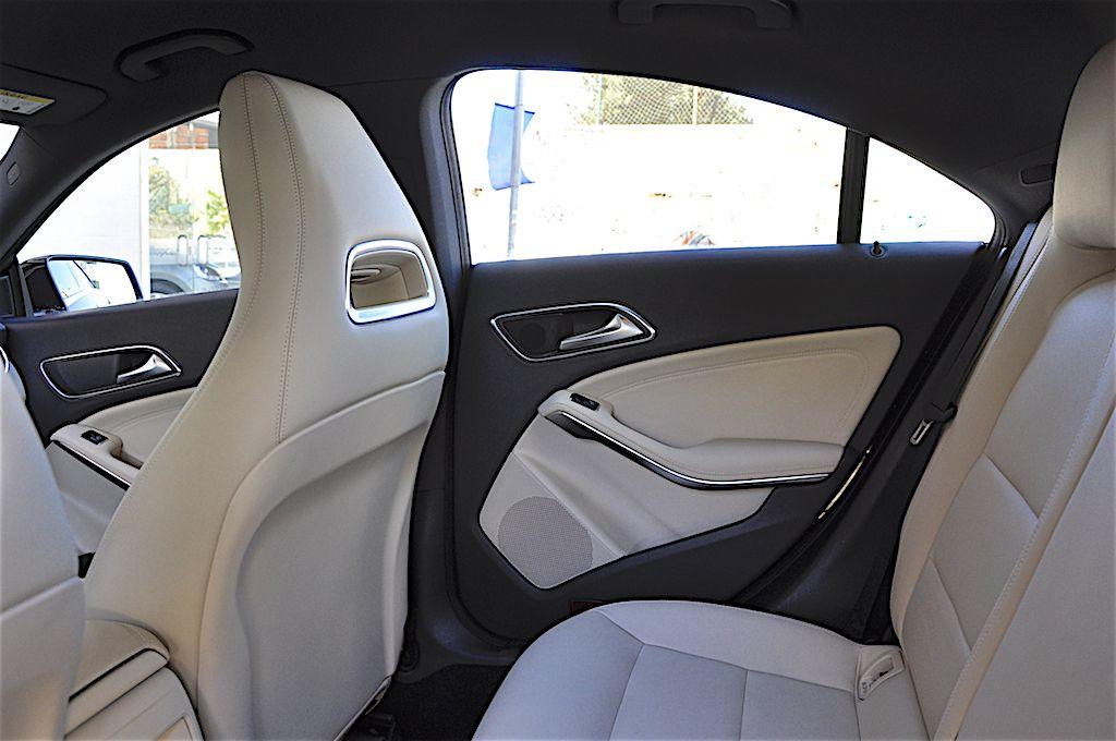 Mercedes Benz CLA 220 CDi Auto-4