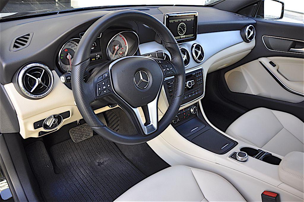 Mercedes Benz CLA 220 CDi Auto-5