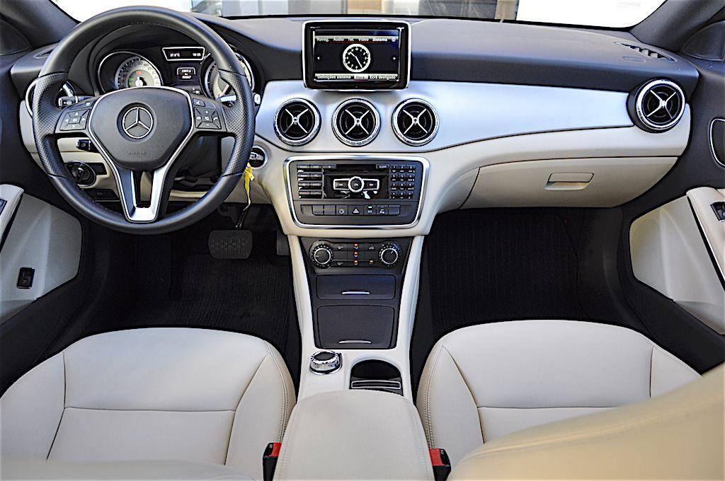Mercedes Benz CLA 220 CDi Auto-6