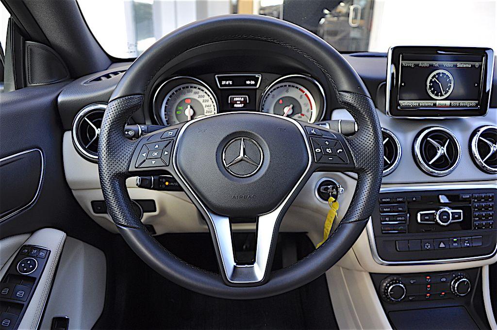 Mercedes Benz CLA 220 CDi Auto-7