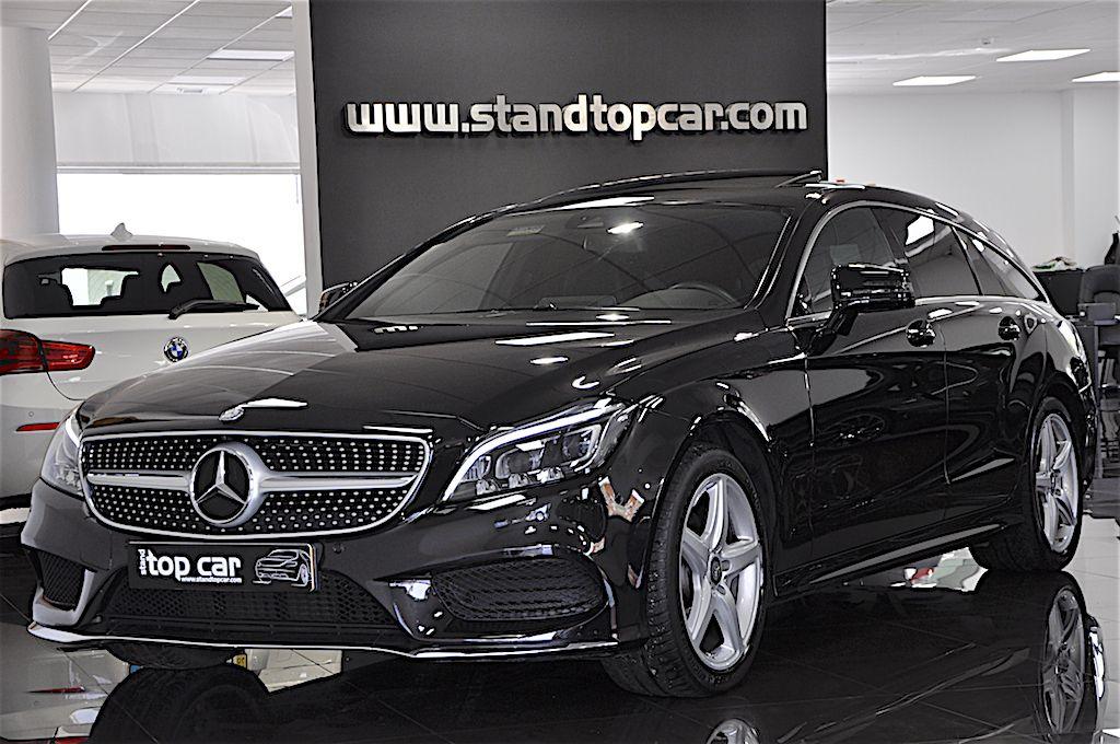 Mercedes Benz CLS 250 CDI-1