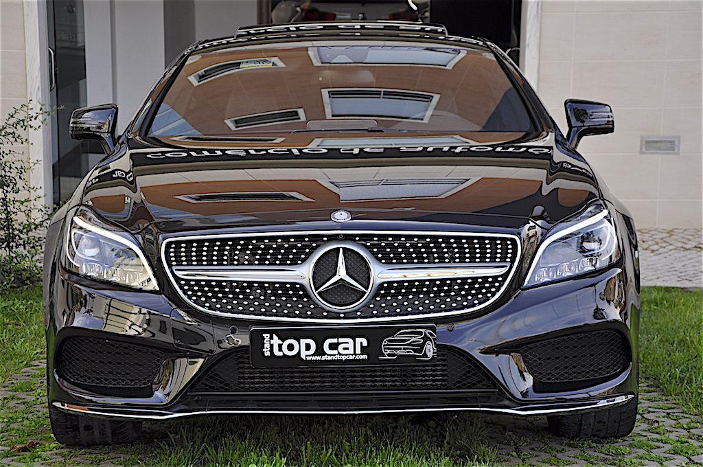 Mercedes Benz CLS 250 CDI-4